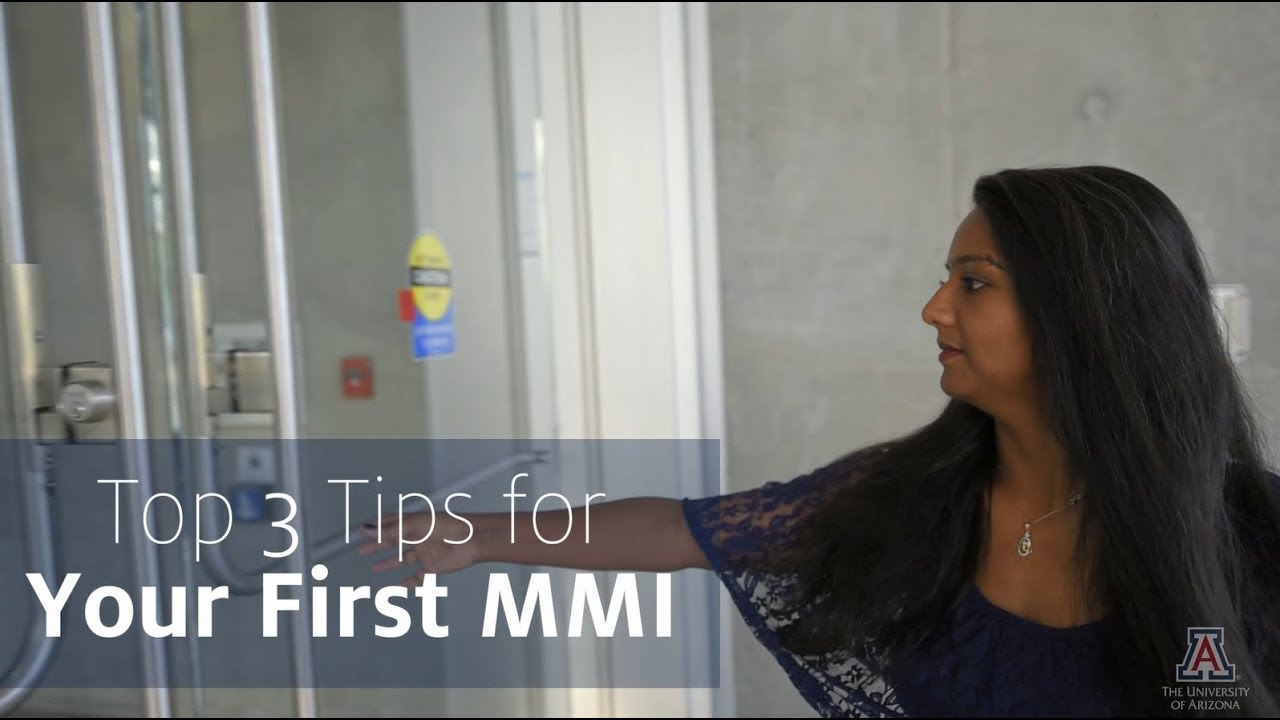 top 3 tips for your first multiple mini interview mmi. Black Bedroom Furniture Sets. Home Design Ideas