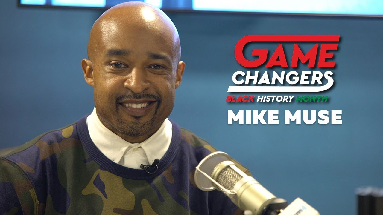 GAME CHANGERS:  Mike Muse Intersecting Music & Politics