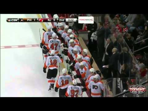 Andrew Macdonald - Game Highlights Flyers 2015/2016! clip