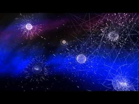 4k-wireframe-dark-space-2160-background