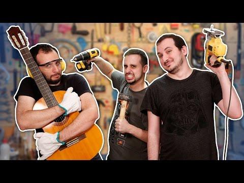 Apoio ninja para violão ft. Castro Brothers