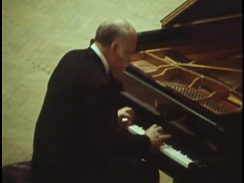 Sviatoslav Richter plays Beethoven Piano Sonata no. 32, op.