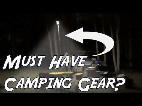 MUST HAVE Camping gear? - 360 12v outdoor light review