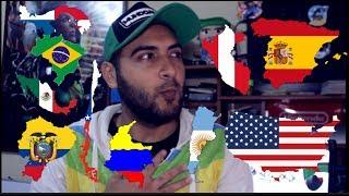 TOP 10  🛑¿ Cuantos venezolanos hay en tu país ? 🇻🇪✈️🌎