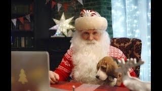 Именное видеопоздравление от Деда Мороза с сервисом от Mail.Ru