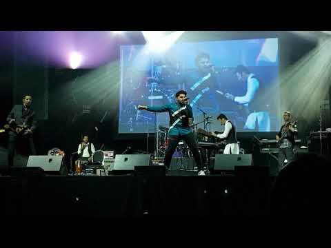 Adat se Majboor by Raj Pandit, Salim Sulaiman at Jubilee Concert Calgary