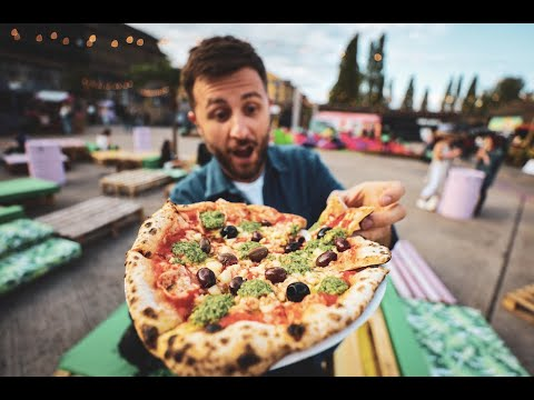 EPIC VEGAN PIZZA! 🍕