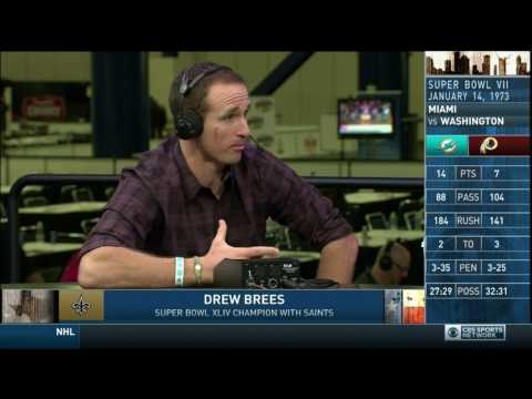 Boomer and Carton - Interview with Drew Brees