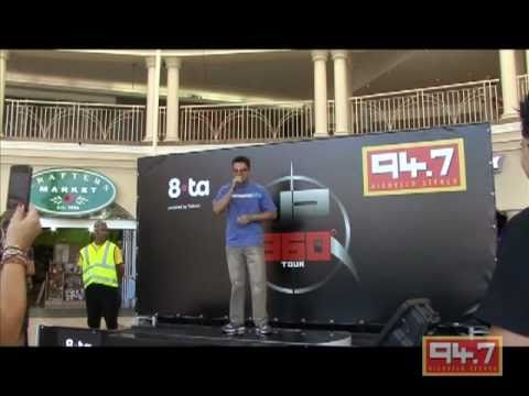94.7 Highveld Stereo - Audtions at the Glen