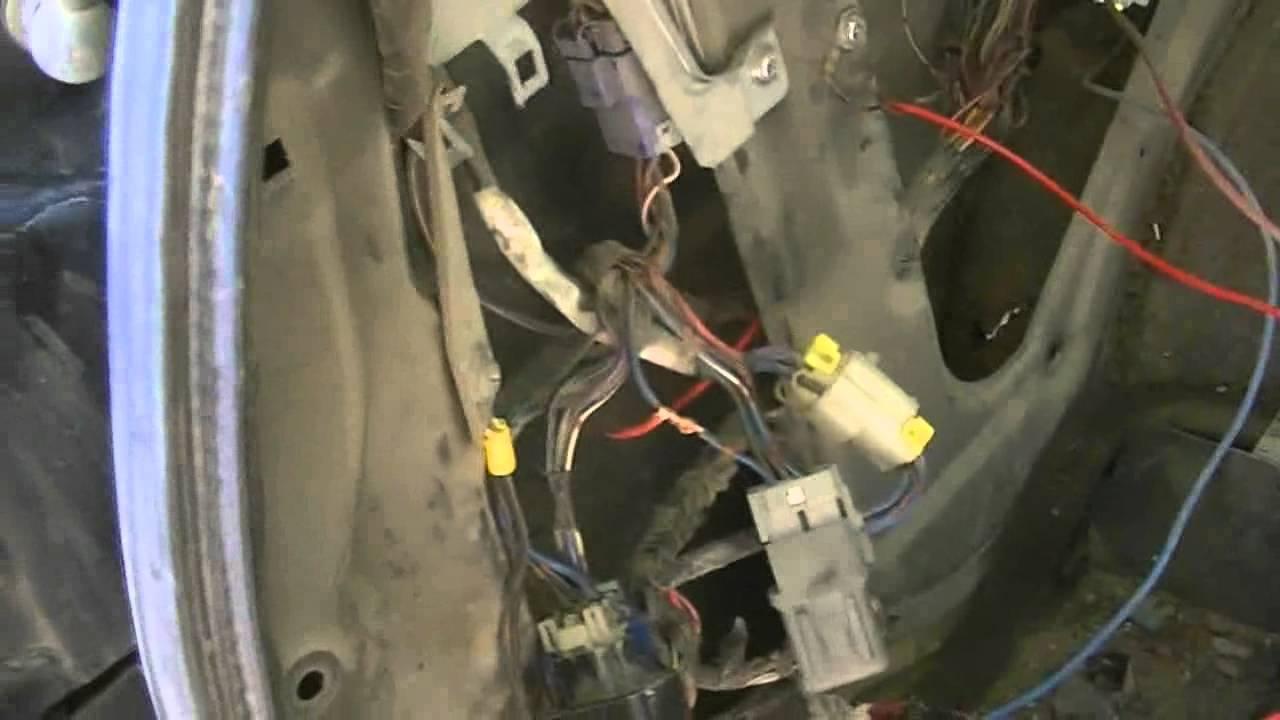 Fuel Pump Wiring Size