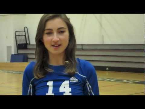 Rachel Marcus OH and RS Volleyball