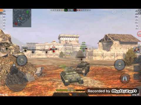 A döntetlen csata__word of tanks
