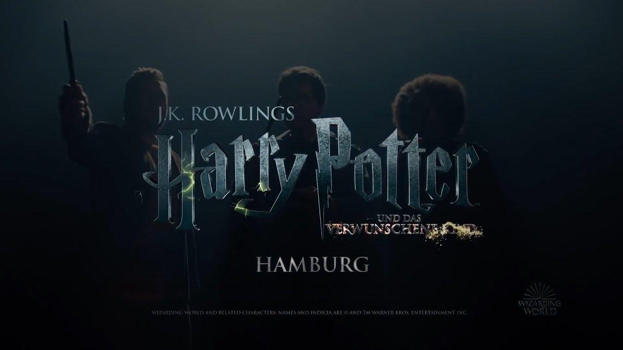 Harry Potter Und Das Verwunschene Kind Theater In Hamburg Youtube