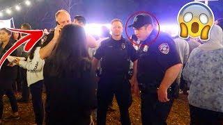 ليش مسكونا الشرطة؟!! (لا يفوتكم الفيديو)