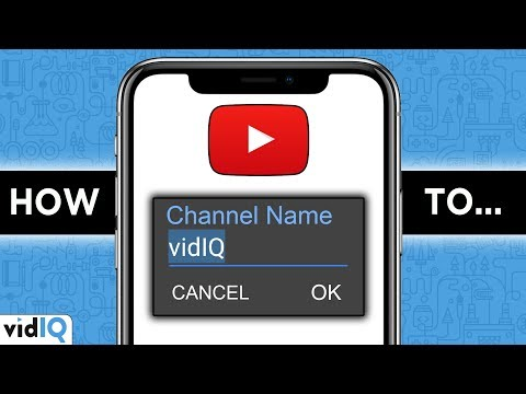 How to Change Your Youtube Name on a Phone - Android and iOS