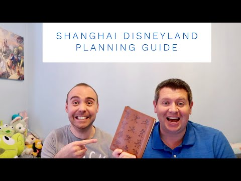 Shanghai Disneyland - Planning & Booking our first trip!