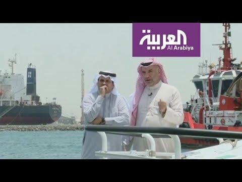 برج المراقبة في ميناء جدة  - نشر قبل 6 ساعة