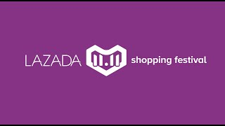 Lazada 11.11 Sale VIdeo