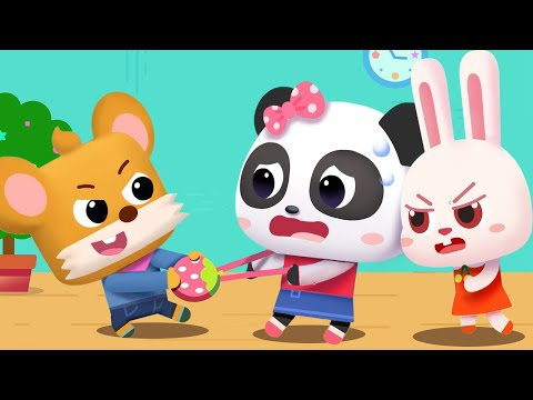 No No Curious Hand 😣   Safety Rules for Kids   Nursery Rhymes   Kids Song   Kids Cartoon   BabyBus