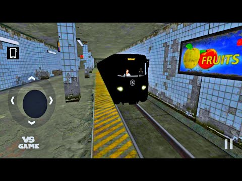 Passenger Mode With SWS   Subway Simulator 3D New Update Android Gameplay