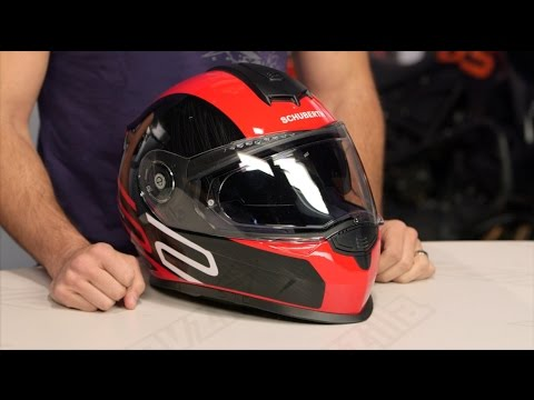 Schuberth S2 Review >> Schuberth S2 Sport Drag Helmet Review at RevZilla.com - YouTube
