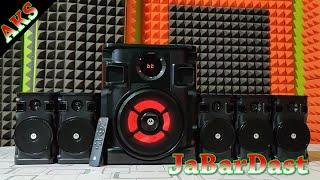 Motorola AmphisoundX 150 W 5.1 Bluetooth Home Theatre Review by AKS