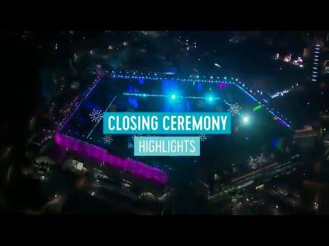 Closing Ceremony   PyeongChang 2018 Paralympic Winter Games