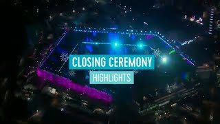 Closing Ceremony | PyeongChang 2018 Paralympic Winter Games