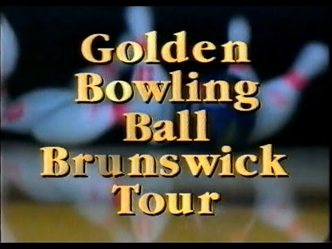 1999 Golden Bowling Ball Brunswick Tour women (GERMANY)