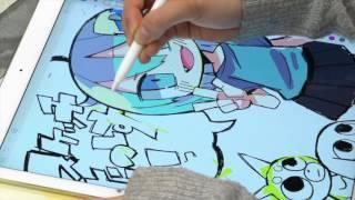 【お絵かき動画】寺田てらが「描いてみた!」by pixiv Sketch - pixivision