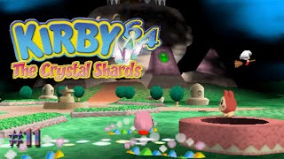 La entrada secreta al castillo de las hadas/Kirby 64: The Crystal Shards #11