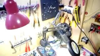 Уроки пайки 1.  Инструменты и дип-монтаж. Паяем паяльником, выпаиваем феном.