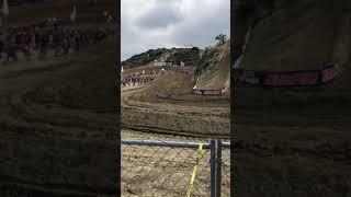 Glen Helen 2018 Moto 2 Accident