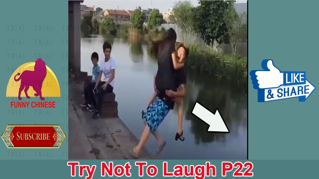 TRY NOT TO LAUGH VIDEOS – Funny Fails 2018 | Funny Chinese ... Funny Videos 2018