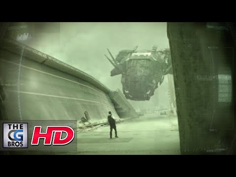 "CGI VFX Short Films : ""State of the Union - Chapter 1"" - by Branit FX"
