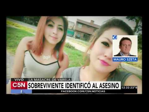 C5N - Masacre de Florencio Varela: Sobreviviente identificó al asesino