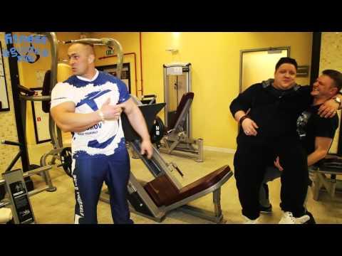 Александр Федоров и резиденты Comedy Club дуэт 2014 – скоро на Fitness Guide!