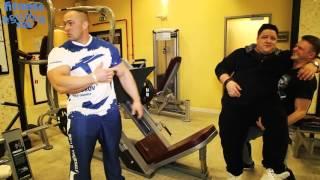 Александр Федоров и резиденты Comedy Club дуэт 2014 - скоро на Fitness Guide!