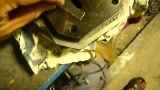 как сделать клапана на компрессор