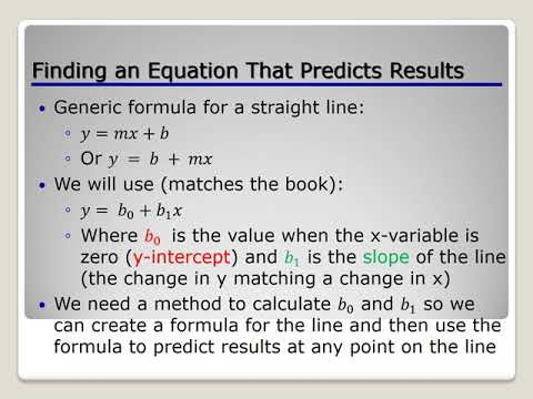 mth178 lesson 9 Regression Analysis WITH VOICEOVER MP4