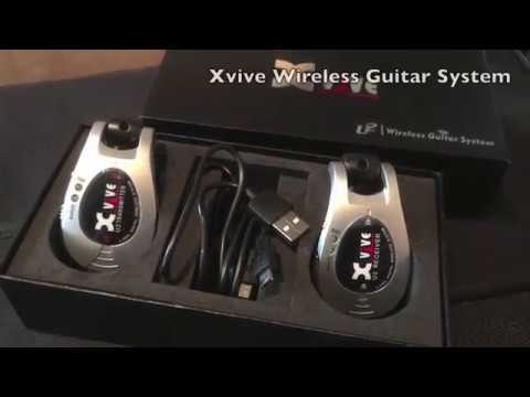 Roy Fulton talks about the Xvive Wireless System