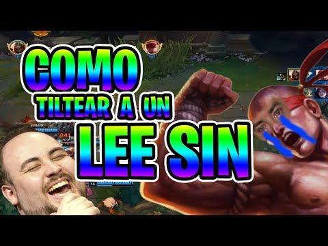best zed l Como tiltear un lee sin l League of Legends thumbnail