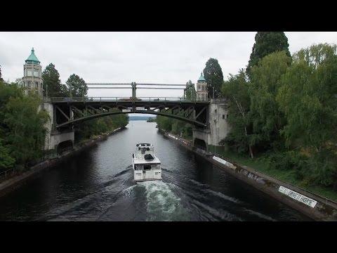 Drawbridges of the Ship Canal