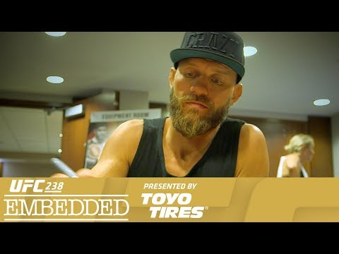 UFC 238 Embedded: Vlog Series - Episode 3