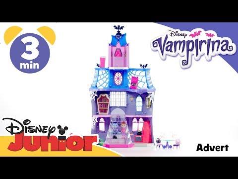 Vampirina Toy Unboxing | Play With The Scare B&B #AD | Disney Junior UK