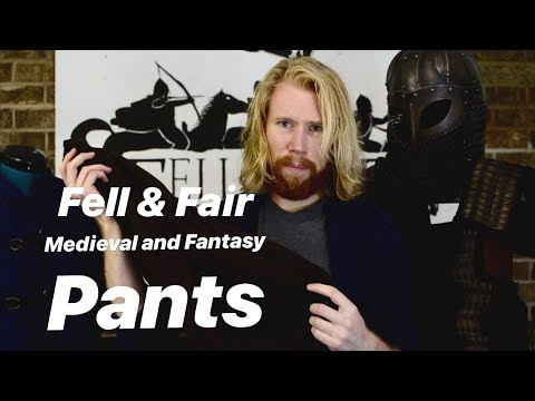 Choosing Medieval And Fantasy Pants/Trousers
