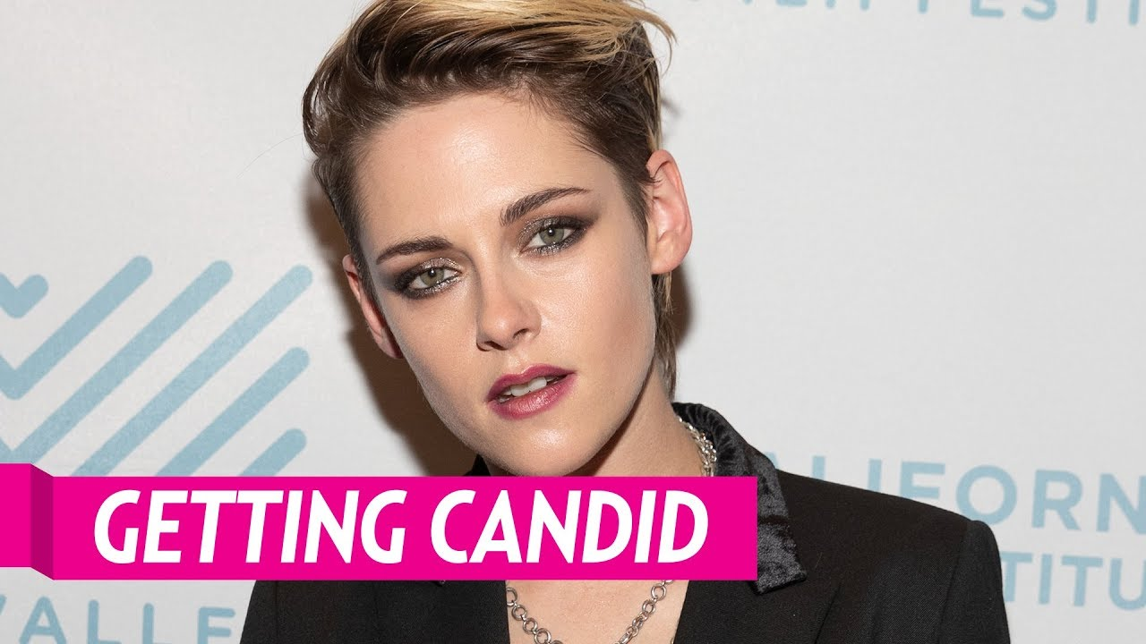 Kristen Stewart Opens Up About 'First Love' Robert Pattinson: 'I ...