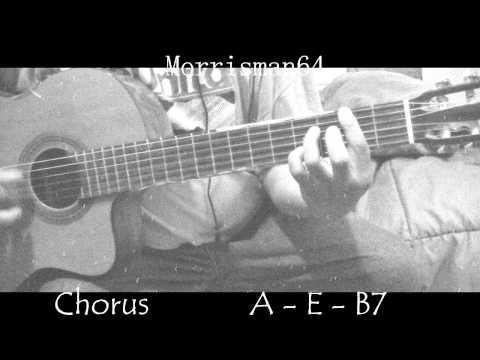 "LES PAUL & MARY FORD""VAYA CON DIOS""GUITAR COVER"