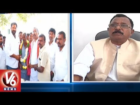 Public Report: Jadcherla Assembly Constituency Political Situation | V6 News