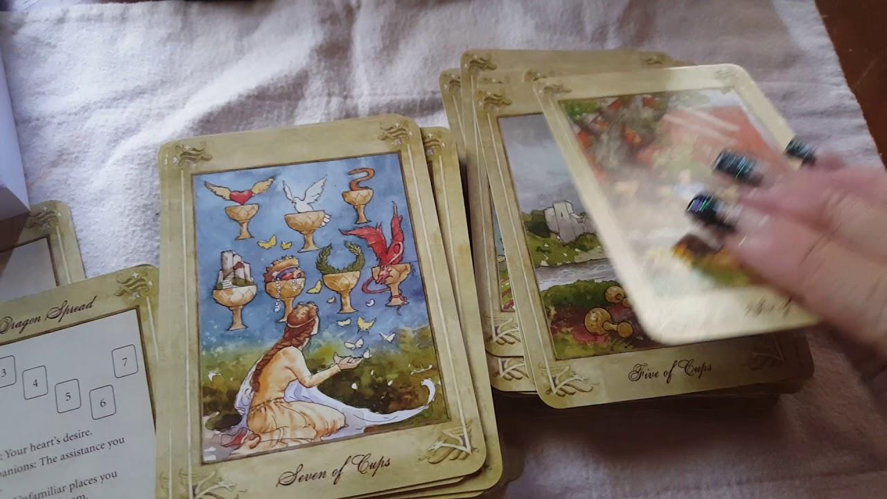 The Llewellyn Tarot | Anne-Marie Ferguson